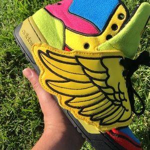 Adidas Jeremy Scott wings 1.0